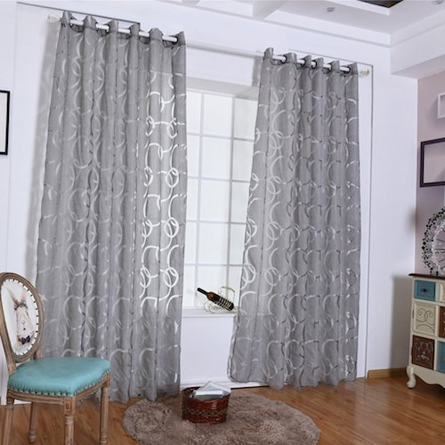 Cortinas salon moderno great large size of curso decora - Ideas de cortinas para salon ...