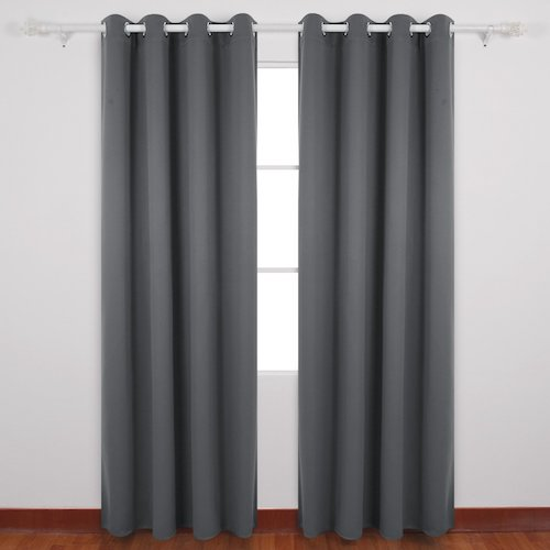 Cortinas modernas salon dcoration cortinas de salon ikea for Cortinas salon gris