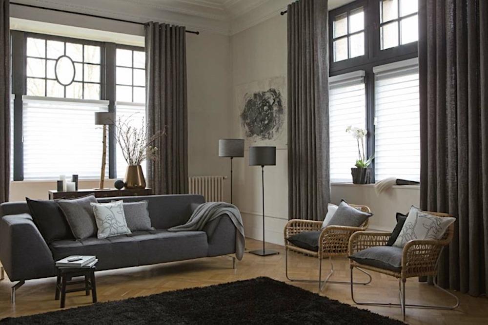 Factores para elegir una cortina para decorar