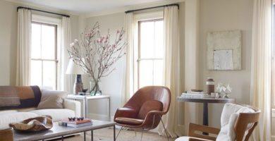 decoración cortinas