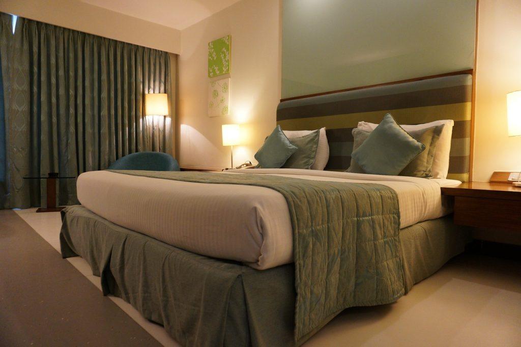 ideas para cortinas dormitorio